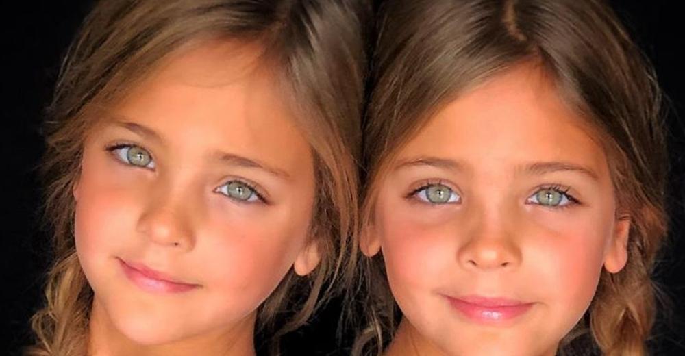 Estas gemelas de 7 a os son las nuevas ni as m s bonitas for Cuartos de ninas vonitas