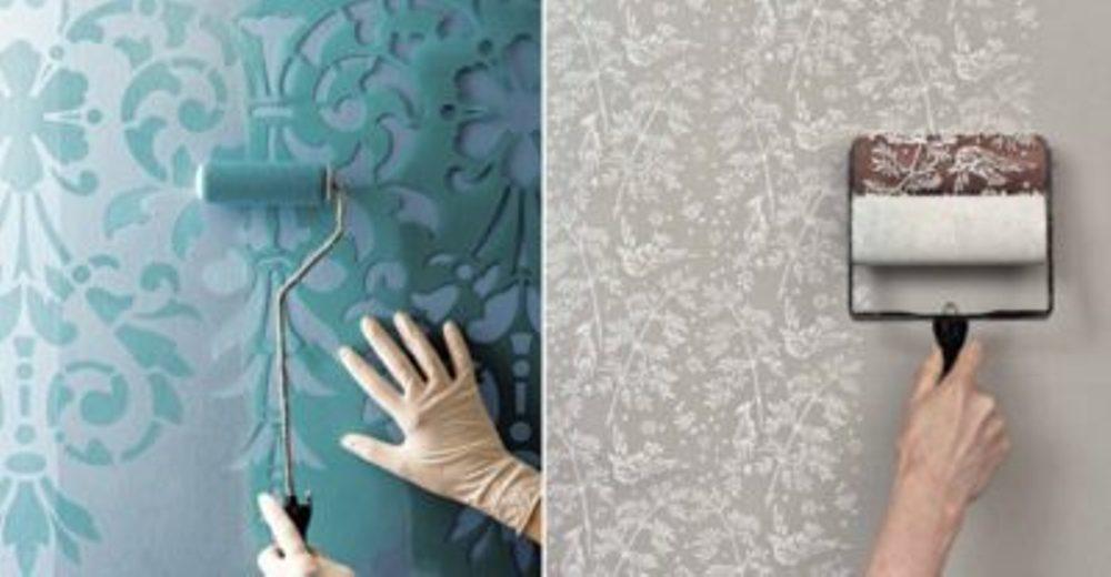 Las Ideas Mas Sencillas Y Creativas Para Pintar Y Decorar Paredes - Pintar-y-decorar-paredes