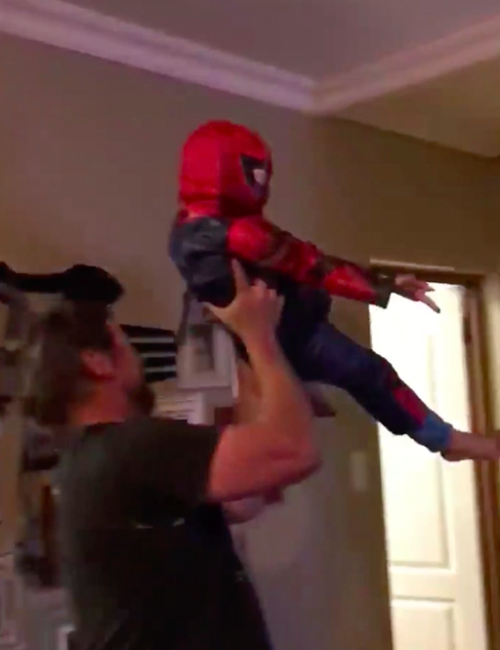 Mini Spider Man