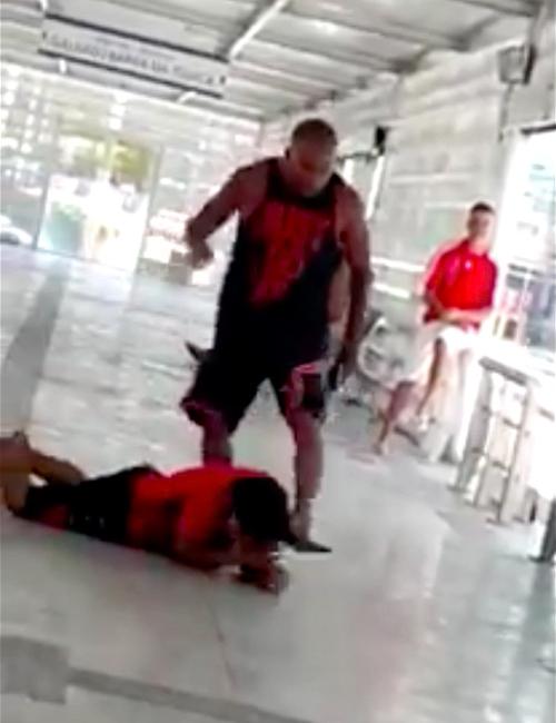 Robo Río de Janeiro